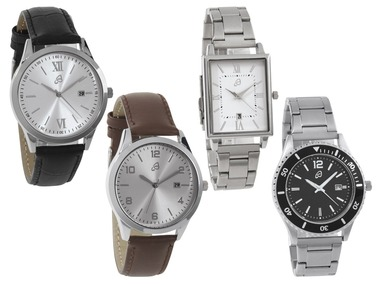 AURIOL® Pánské náramkové hodinky