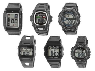 AURIOL® Sportovní digitální hodinky