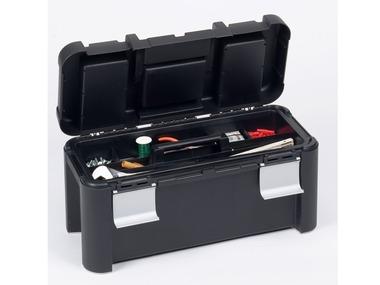 Allit McPlus Alu 25 Plastový kufřík na nářadí