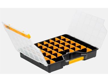 Allit Profi plastový kufřík na drobnosti EuroPlus Basic S 47/7-36