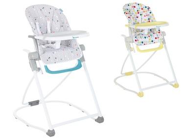 Badabulle Skládací jídelní židlička Compact