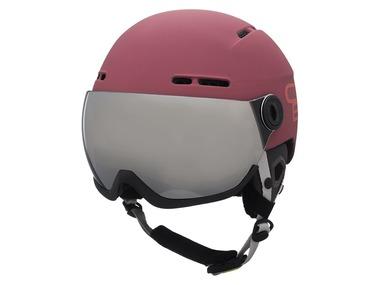 Cébé Dětská lyžařská helma Fireball Junior s dvěma vizíry 16/17