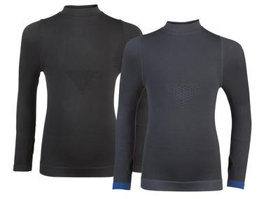 CRIVIT® Chlapecké funkční triko s dlouhým rukávem