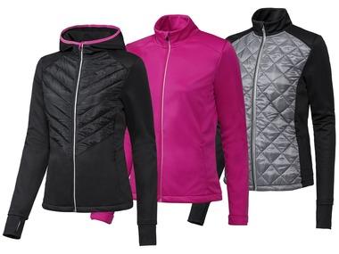 CRIVIT® Dámská běžecká softshellová bunda