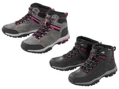 CRIVIT® Dámská kožená trekingová obuv