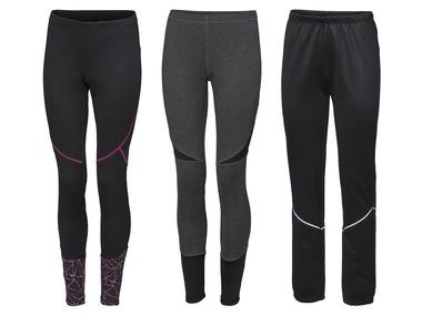 CRIVIT® Dámské běžecké softshellové kalhoty