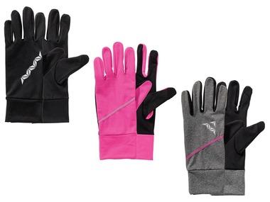 CRIVIT® Dámské funkční běžecké rukavice