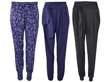 CRIVIT® Dámské wellness kalhoty