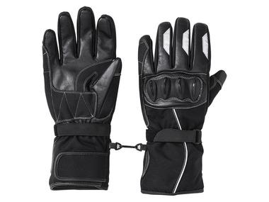 CRIVIT® Motorkářské rukavice