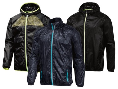CRIVIT® Pánská lehká běžecká bunda