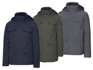 CRIVIT® Pánská zimní nepromokavá bunda