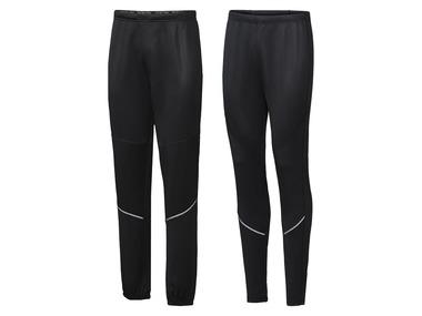 CRIVIT® Pánské běžecké softshellové kalhoty