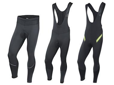CRIVIT® Pánské cyklistické softshellové kalhoty