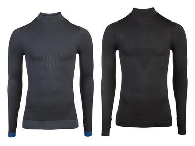 CRIVIT® Pánské funkční triko s dlouhým rukávem