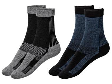 CRIVIT® Pánské trekingové ponožky