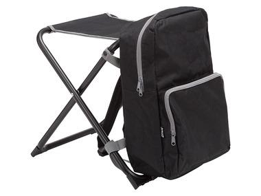 CRIVIT® Rybářská stolička s batohem 2 v 1