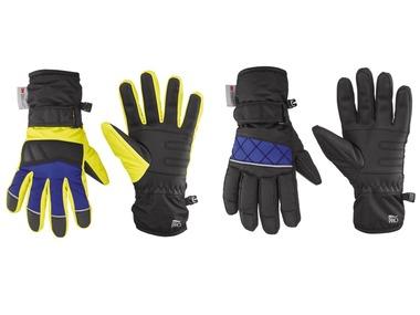 CRIVIT®PRO Chlapecké lyžařské rukavice