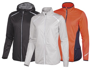 CRIVIT®PRO Dámská softshellová běžecká bunda