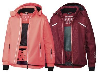 CRIVIT®PRO Dívčí lyžařská bunda