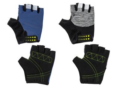 CRIVIT® Chlapecké cyklistické rukavice