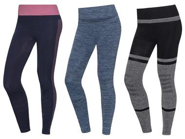 CRIVIT® Dámské sportovní legíny Shapewear seamless