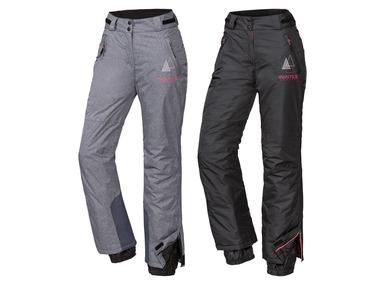 CRIVIT® Dámské zimní kalhoty