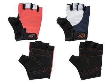 CRIVIT® Dívčí cyklistické rukavice