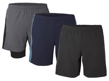 CRIVIT® Pánské funkční šortky
