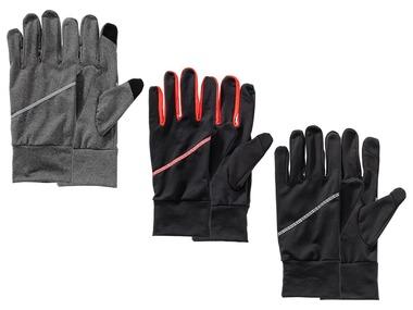 CRIVIT® Pánské funkční běžecké rukavice