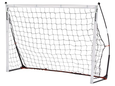 CRIVIT® Přenosná fotbalová branka se sítí 2 v 1