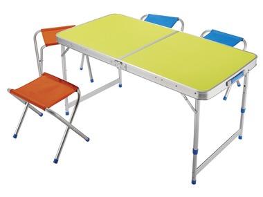 CRIVIT® Skládací kempinkový nábytek