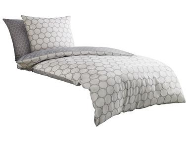 Castell Perkálové ložní prádlo Hypnotize bílé