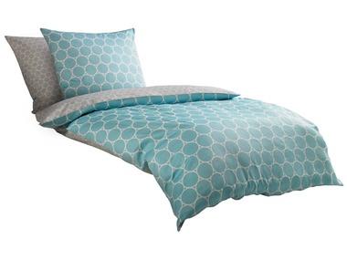 Castell Perkálové ložní prádlo Hypnotize modré
