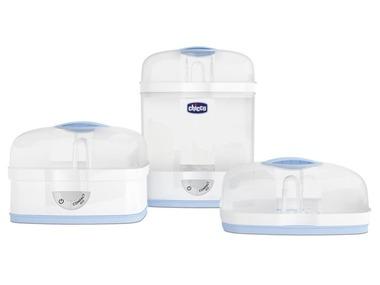 Chicco Digitální parní sterilizátor 3v1