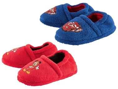 Chlapecká domácí obuv