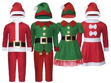 Dívčí / chlapecký vánoční kostým