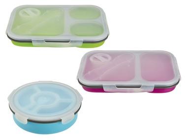 ERNESTO® Silikonový obědový box
