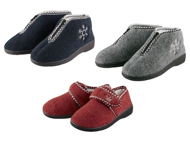 ESMARA® Dámská domácí obuv