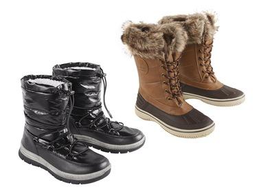 ESMARA® Dámská zimní obuv