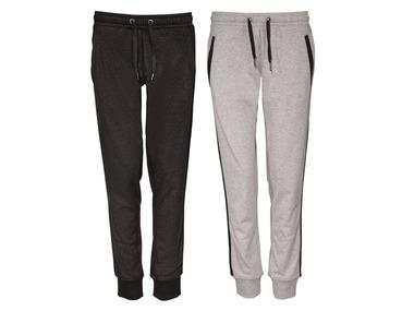 ESMARA® Dámské módní teplákové kalhoty