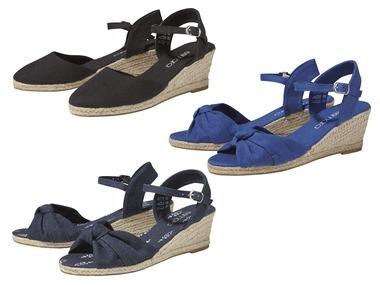 ESMARA® Dámské sandály na klínku