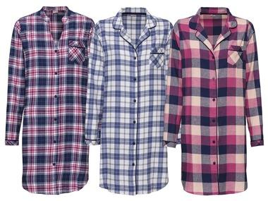ESMARA®Lingerie Dámská flanelová košile