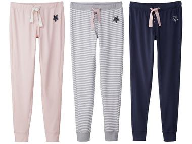 ESMARA®Lingerie Dámské kalhoty na spaní