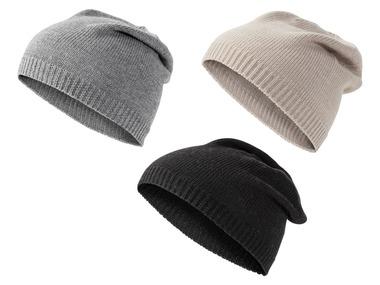 ESMARA® Dámská čepice s kašmírem