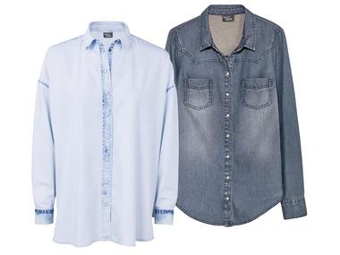 ESMARA® Dámská džínová košile