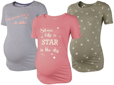 ESMARA® Dámské těhotenské triko