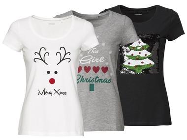 ESMARA® Dámské vánoční triko