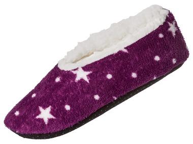 ESMARA® Plyšové bačkůrkové ponožky