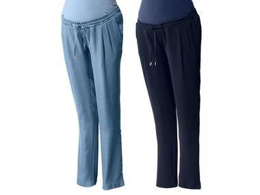 ESMARA® Těhotenské harémové kalhoty