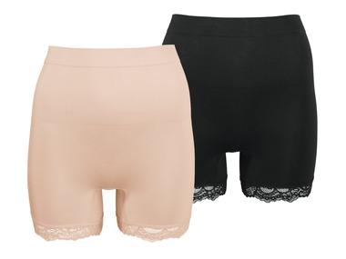 ESMARA®Lingerie Dámské tvarující kalhotky s nohavičkou